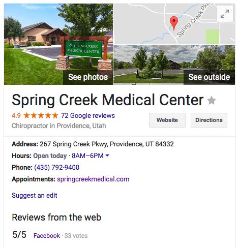 physical therapist logan ut spring creek medical
