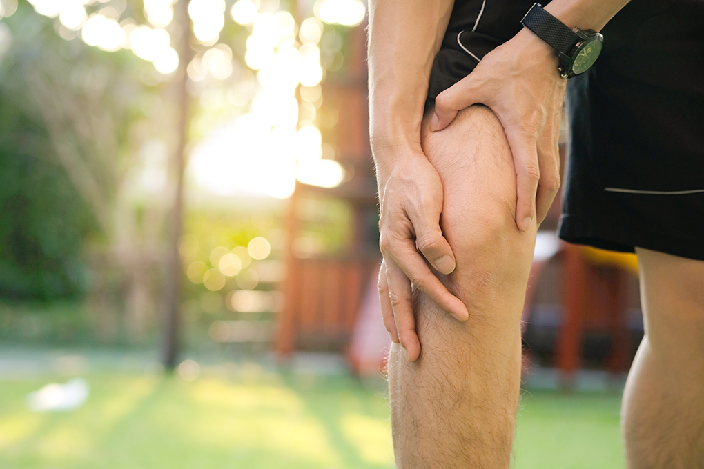 knee pain treatment logan